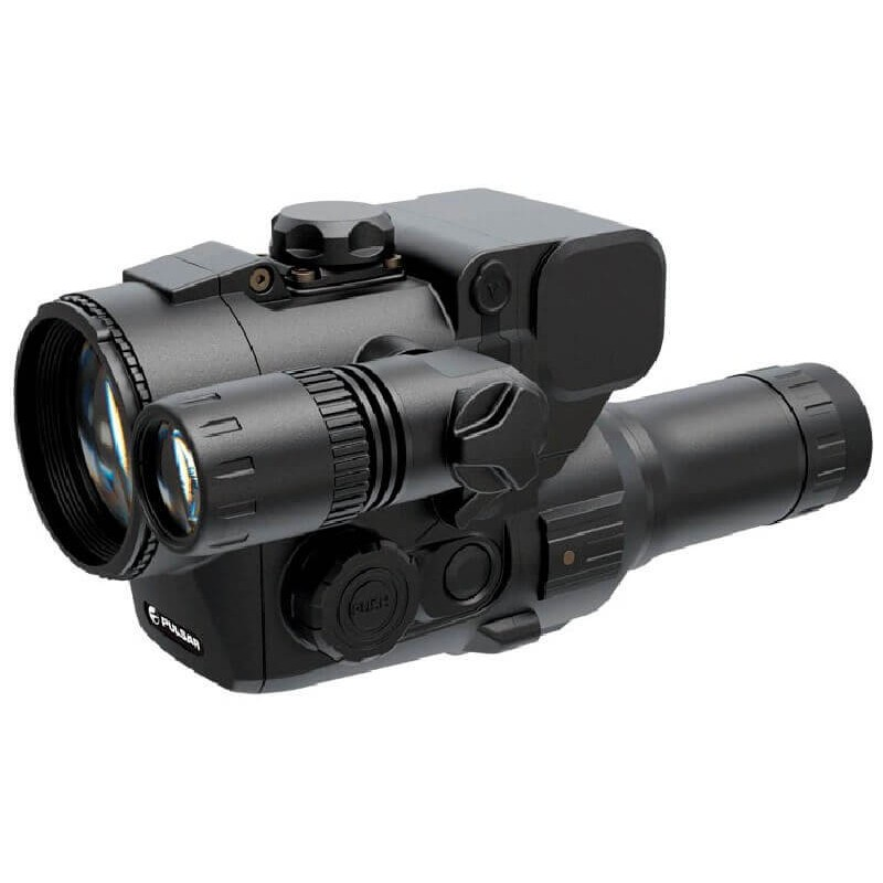 Monocular Digital PULSAR FORWARD DN 55. Incluye IR laser 915nm. Invisible.