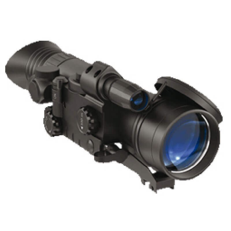Visor Pulsar Phantom 2G+ 4x60 MD FX.Tubo EPM66G-2U-WPT. Campo de detección 750m