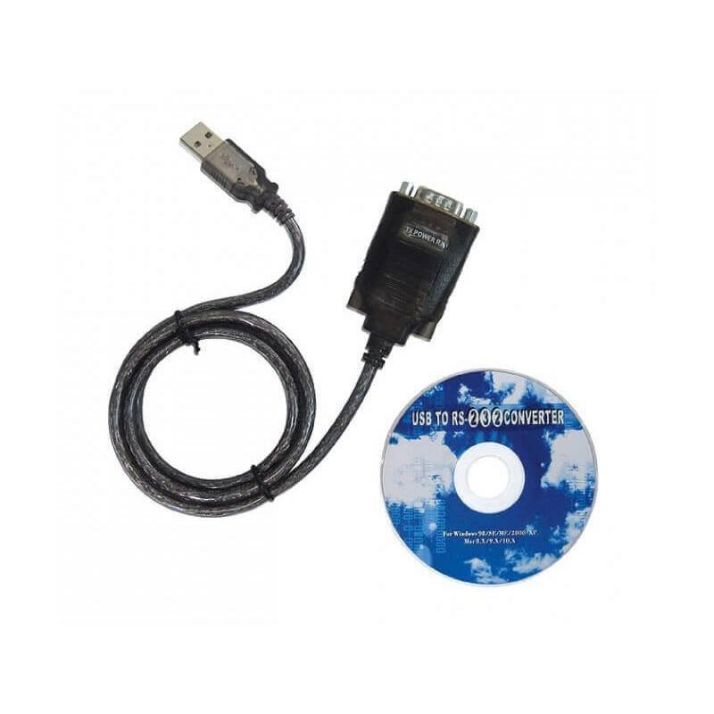 Cable Celestron de conversión USB-RS232