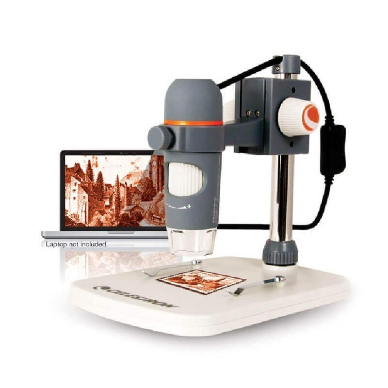 Microscopio Digital Celestron Portatil Pro #44308