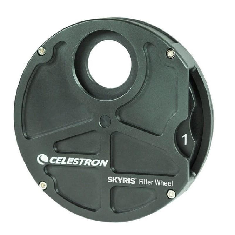 Rueda porta-filtros Celestron Skyris de cinco posiciones