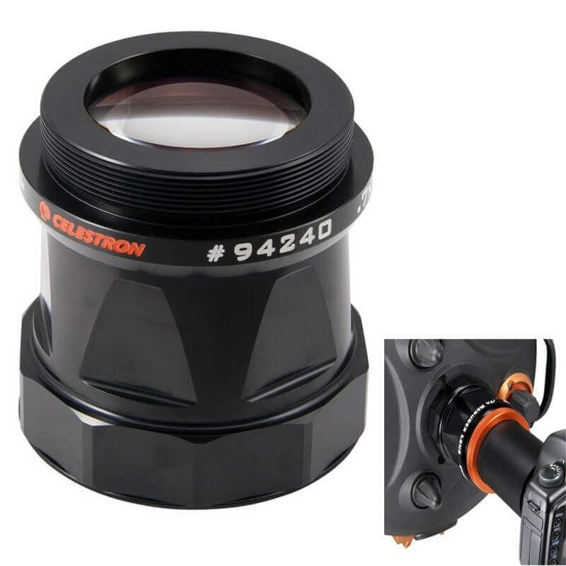 """Reductor de focal Celestron 0,7x para Edge HD 14"""""""