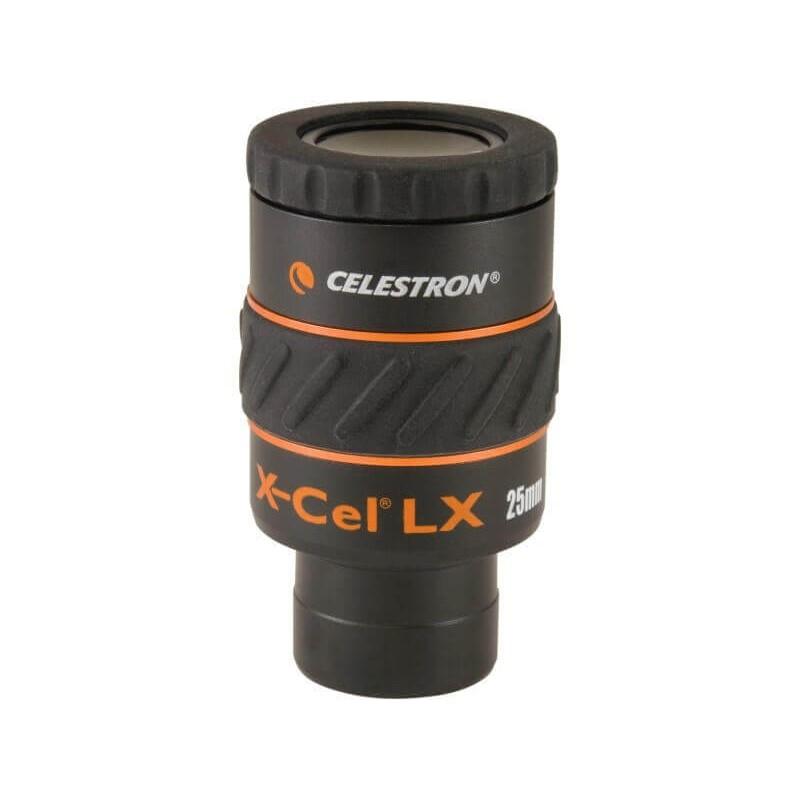Ocular Celestron X-CEL LX 25mm