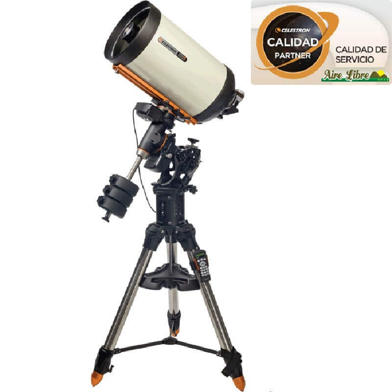 Telescopio Celestron CGE PRO 1400 HD
