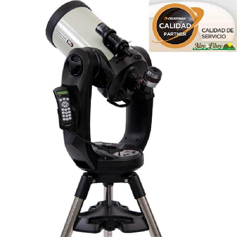 Telescopio Celestron CPC 925 Deluxe HD GPS