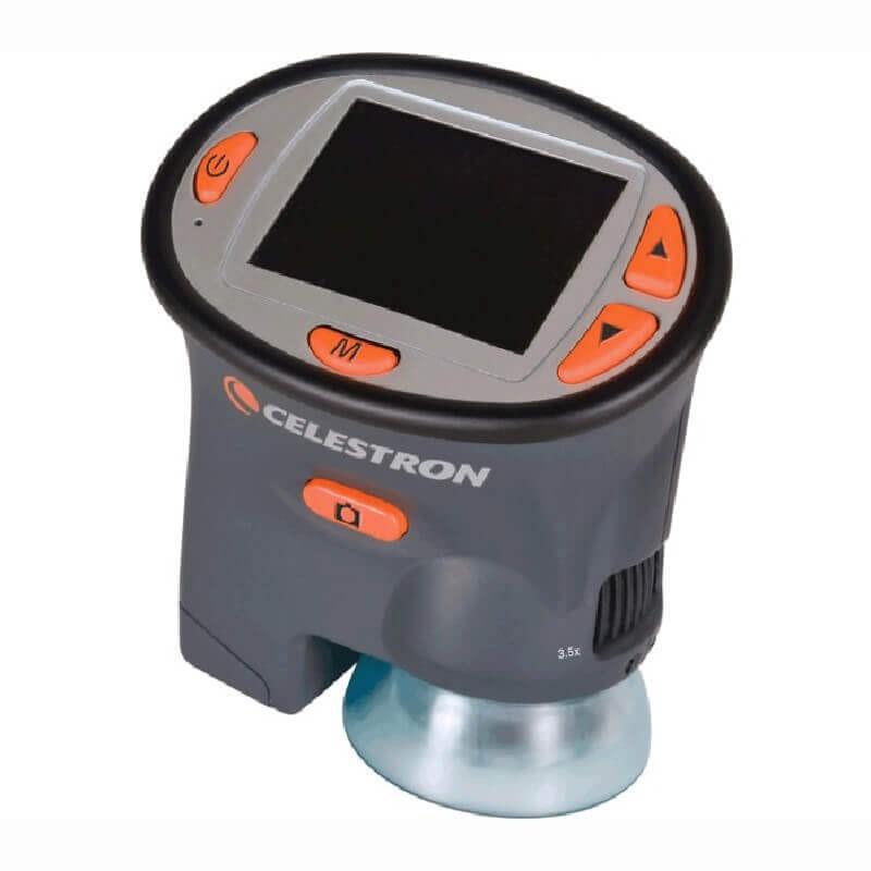 Microscopio Celestron con pantalla LCD #44311