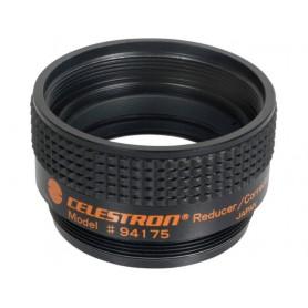 Reductor-Corrector Celestron f-6,3 para telescopios Schmidt-Cassegrain