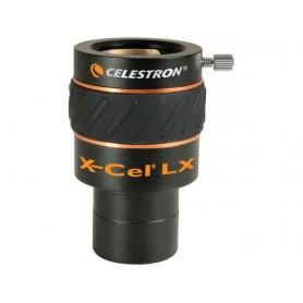 Lente Barlow Celestron 2x X-CEL LX