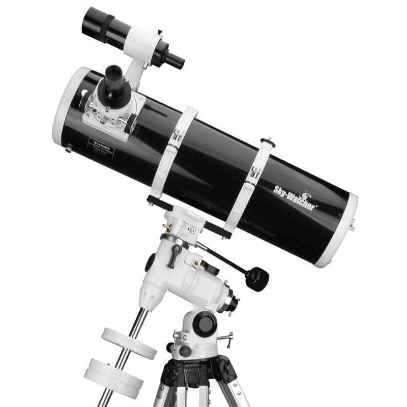 Telescopio SKY-WATCHER Newton BD 150/750 EQ3-2 + Enfocador Crayford + Barlow 2x