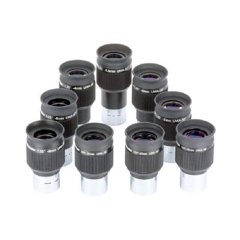 Ocular SKY-WATCHER WA Super Plössl 5mm 58º