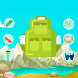 Sabes qué equipamiento de montaña es imprescindible para disfrutar de este hobby? Si todavía no...
