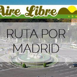 En unas dos horas a pie es posible realizar un paseo por el centro de la ciudad de Madrid y...