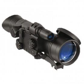 Visor Pulsar Phantom 2G+ 4x60 MD FX.Tubo EPM66G-2U-WPT. Campo de detección 750m - 240076158T - Pulsar - Miras y Visores Noctu...
