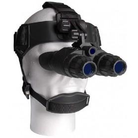 Gafas Pulsar EDGE GS 1G+ 1x20. kit montura cabeza. Campo de detección 90m