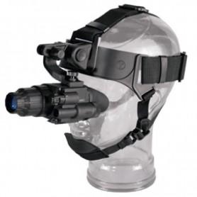 Monocular nocturno Pulsar Challenger GS 1G+ 1x20. Kit cabeza.Campo detección 90m