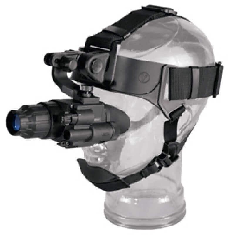 Monocular nocturno Pulsar Challenger GS 1G+ 1x20. Kit cabeza.Campo detección 90m - Pulsar