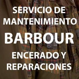 Servicio Oficial Barbour - Servicio - Barbour - Encerado, Reparaciones y Transformaciones