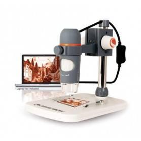 Microscopio Digital Portatil Pro #44308 - CM44308 - Celestron - Microscopios Celestron - DIGITALES