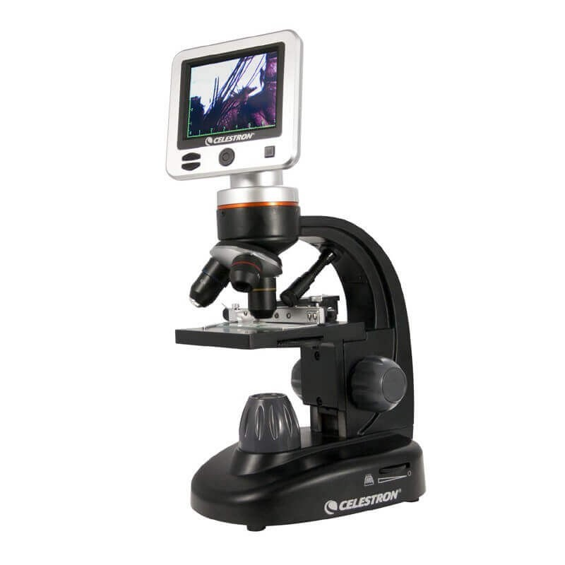 Microscopio Digital Celestron LCD II #44341