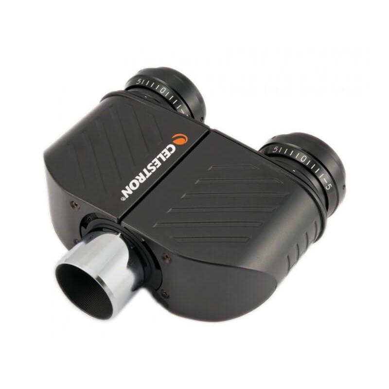 Cabezal binocular - CE93691 - Celestron - Prismas, Cabezales y Portaoculares
