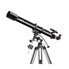 Telescopio SKY-WATCHER Refractor 70/900 EQ1 + Barlow 2x - Sky-Watcher
