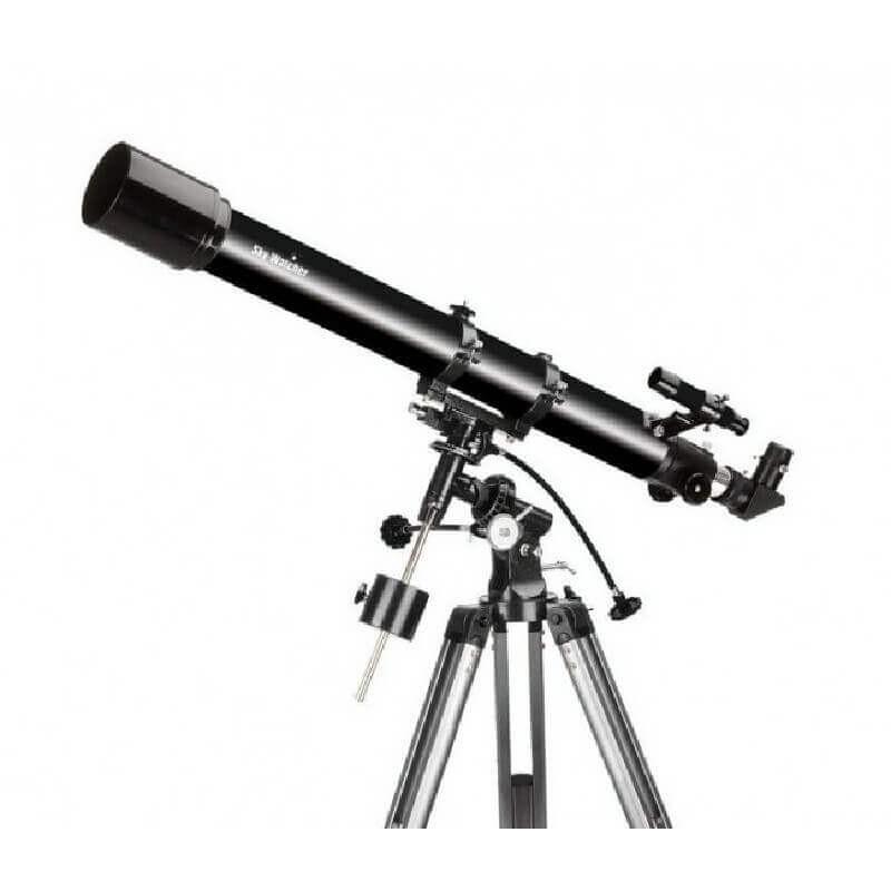 Telescopio SKY-WATCHER Refractor 70/900 EQ1 + Barlow 2x