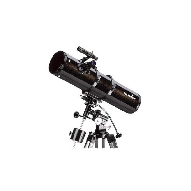 Telescopio SKY-WATCHER Newton 130/900 + motor AR con mando + Barlow 2x