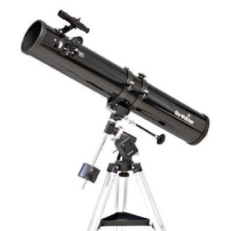 Telescopio SKY-WATCHER Newton 114/900 EQ1 + motor AR + barlow 2x