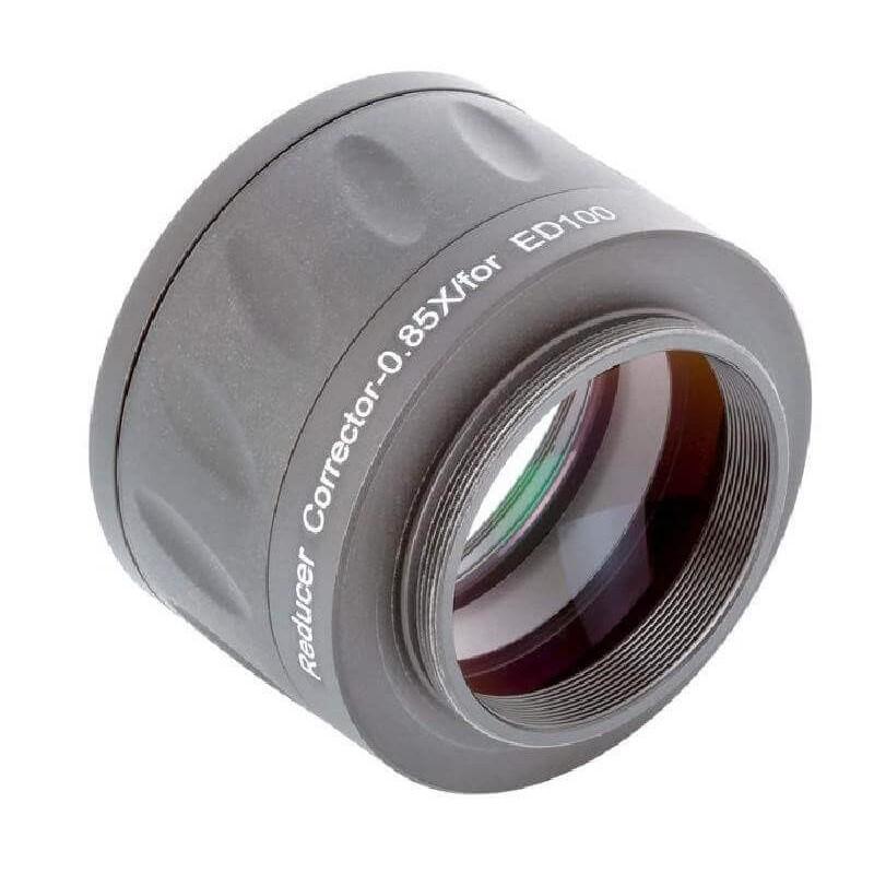 Reductor de focal 0,85x y Corrector para 100ED