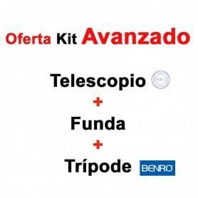 Kit - Telescopio BBI Navigator 20-75x100 + Funda + Trípode BENRO iSTUDIOHD1 - - BBI - OFERTA de Telescopios en KIT COMPLETO