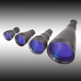 Lente DEDAL de 100mm, F 1,5 para DVS-8 y D-370 (4x) - Dedal