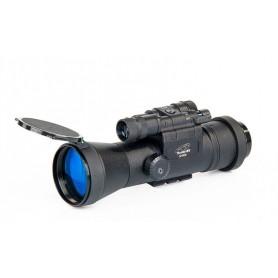 Visor nocturno DEDAL D-552 GEN. 3ª + Ocular 3.5x + Mando a distacia - DEDAL3 - Dedal - VISORES DÍA-NOCHE DEDAL adaptables a M...