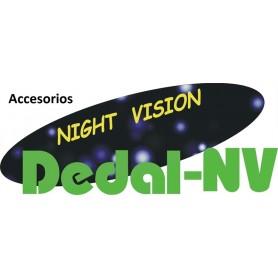 Máscara de Cabeza para Casco DEDAL para DVS-8 o D-370 - HELMET - Dedal - Iluminadores y Adaptadores DEDAL