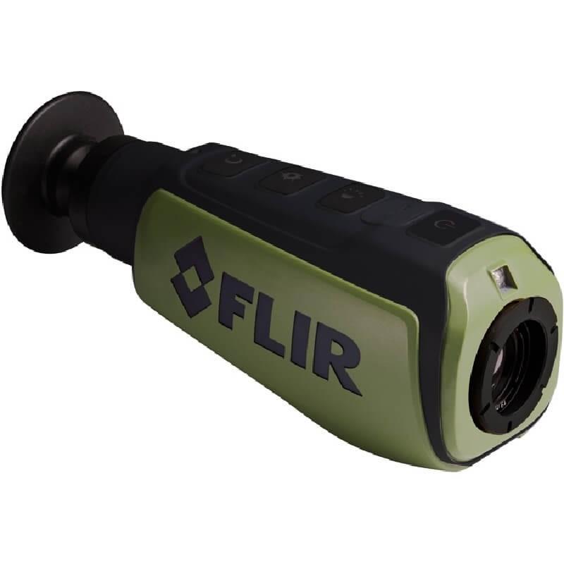 Monocular de Visión Térmica FLIR Scout II-320
