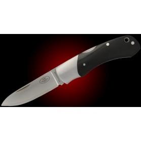 FH9bh CoSLam BLACK HAWK - MICARTA NEGRA – Bolster Inox