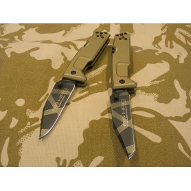 Navaja Extrema Ratio FULCRUM II D FOLDER Desert Warfare