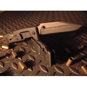 Navaja Extrema Ratio FULCRUM II D FOLDER Black