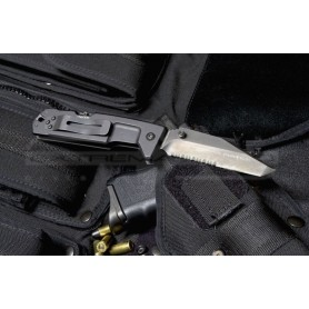 Navaja Extrema Ratio FULCRUM II T. FOLDER Black
