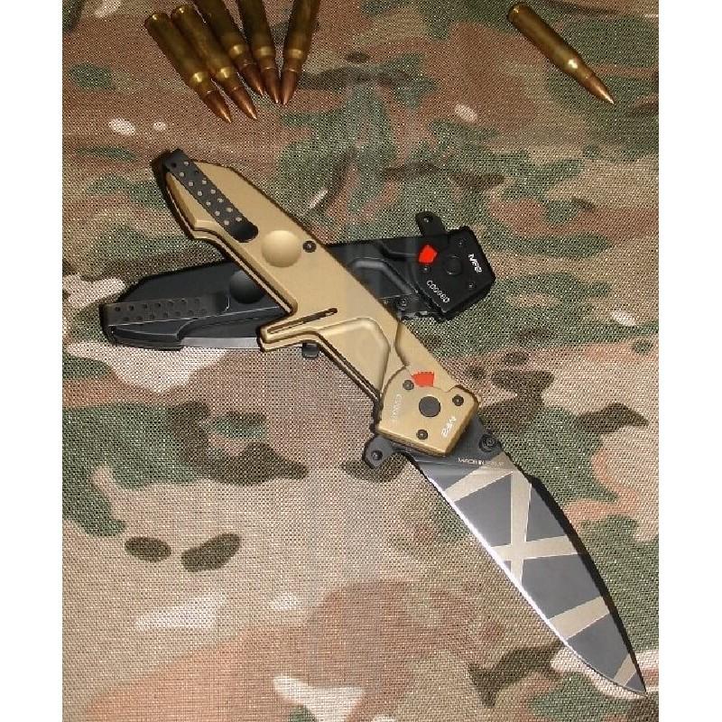 Navaja Extrema Ratio MF2 Desert Warfare
