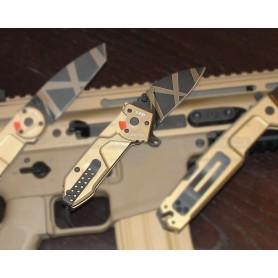 Navaja Extrema Ratio MF0 Desert Warfare