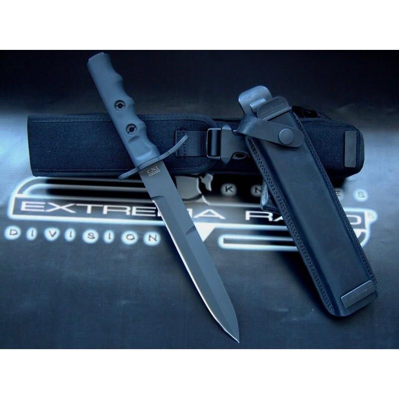 Cuchillo Extrema Ratio C.N.1 Black