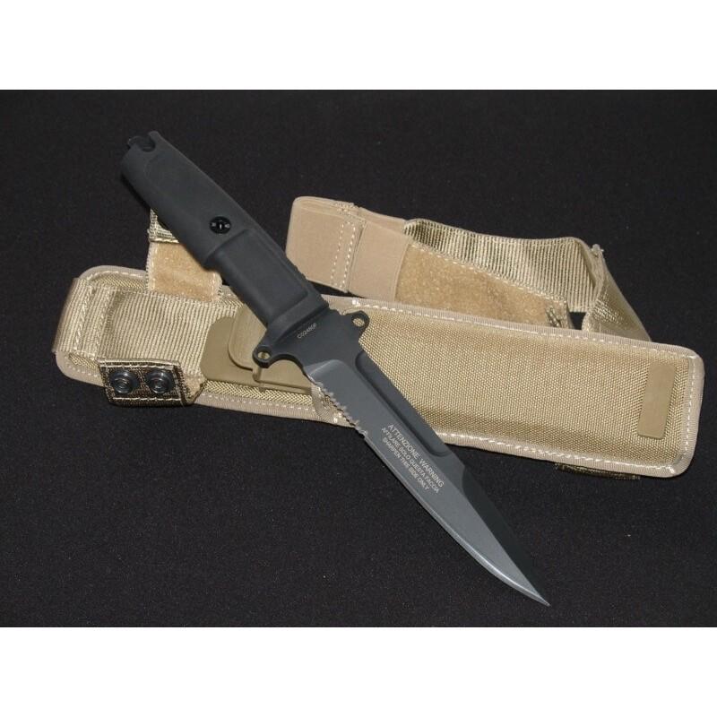 Cuchillo Extrema Ratio LANDING FORCE Black