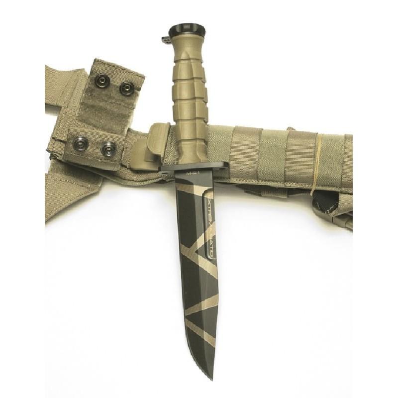 Cuchillo Extrema Ratio MK2.1 Desert Warfare