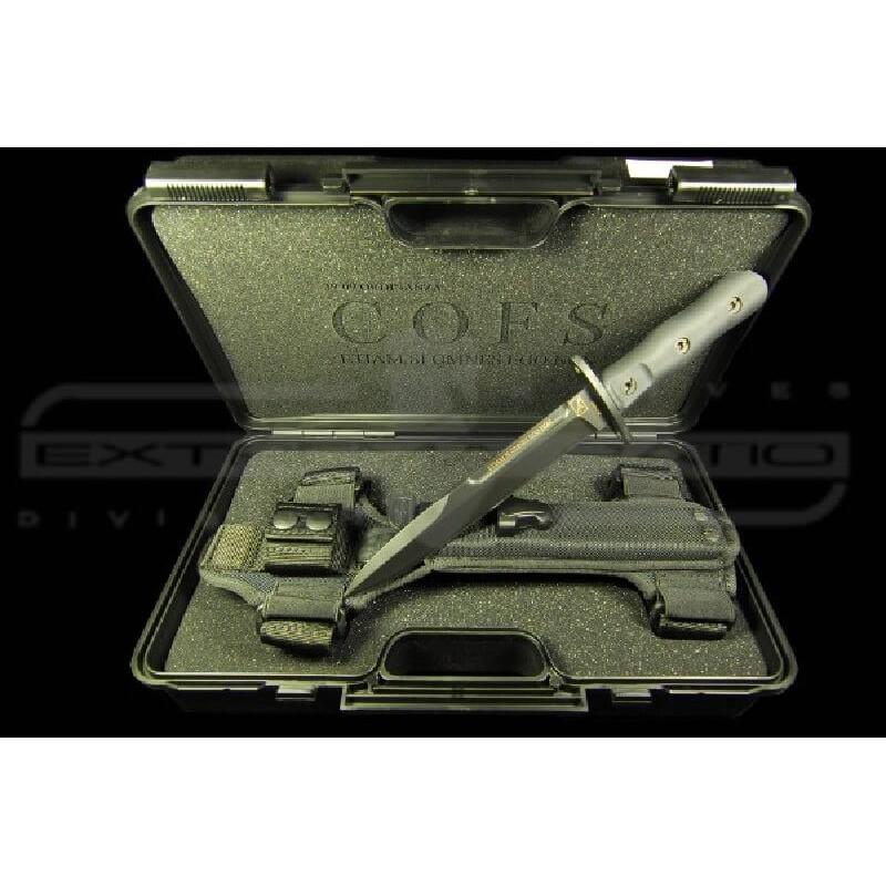Cuchillo Extrema Ratio 39-09 ORDINAN. COFS Black