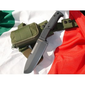 Cuchillo Extrema Ratio SELVANS Funda Verde