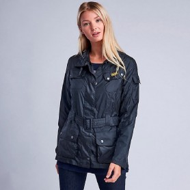 Chaqueta Barbour Sprocket Cove black