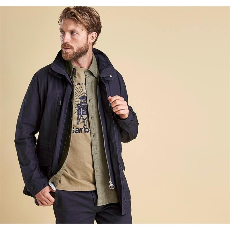 Chaqueta Barbour Cumbrae navy - Barbour