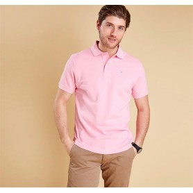 Polo Barbour Sports pink