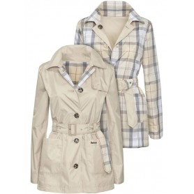 Chaqueta Barbour Oak Reversible dark pearl