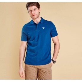 Polo Barbour Sports Deep Blue